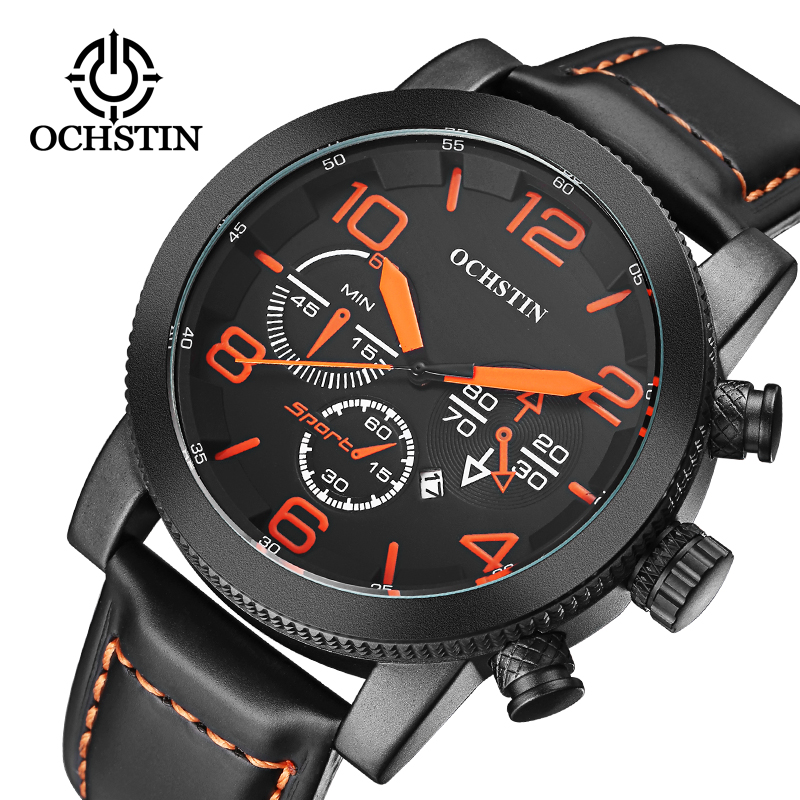 Newest Watches Men Luxury Top Brand OCHSTIN Fashion Men's Big Dial Designer Quartz Watch Male Wristwatch relogio masculino reloj carnival watches men luxury top brand new fashion men s big dial designer quartz watch male wristwatch relogio masculino relojes page 3