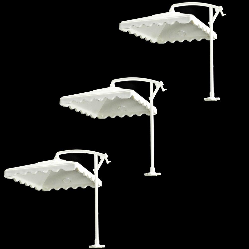 Train Ho Model  Material  DIY Sand Table Outdoor Umbrella