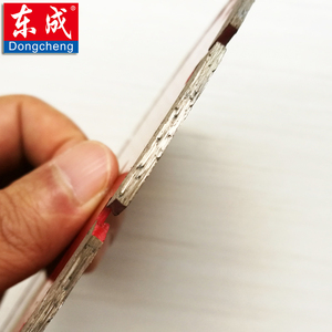 "Image 3 - 2 Pieces 7"" 180mm Diamond Blades 180*25.4*2.4mm Diamond Disc Diamond Saw Blades Cut Concrete Tile Marble Wall (Bore 25.4/22.2mm)"