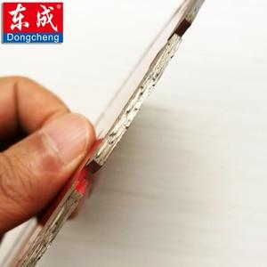 """Image 3 - 2 pièces 7 """"180mm diamant lames 180*25.4*2.4mm diamant disque diamant lames de scie coupe béton carrelage marbre mur (alésage 25.4/22.2mm)"""