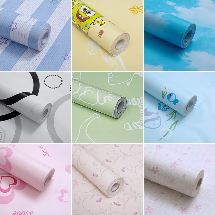 Waterproof moisture-proof self-adhesive wall paper living room bedroom student dormitory cartoon wallpaper warm wall stickers mc 7806 digital moisture analyzer price with pin type cotton paper building tobacco moisture meter