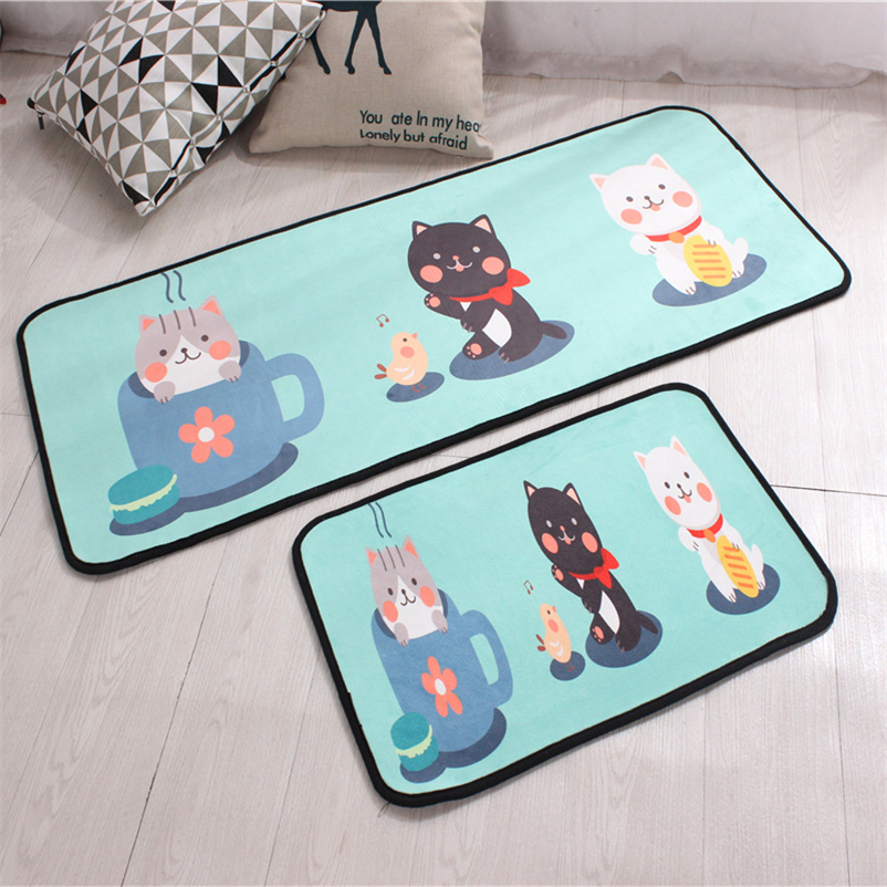 Kids Cartoon Series Carpet Computer Chair Floor Mat Home Carpet Kids Room Child Play Tent Area Rug Soft Carpet for Living Room