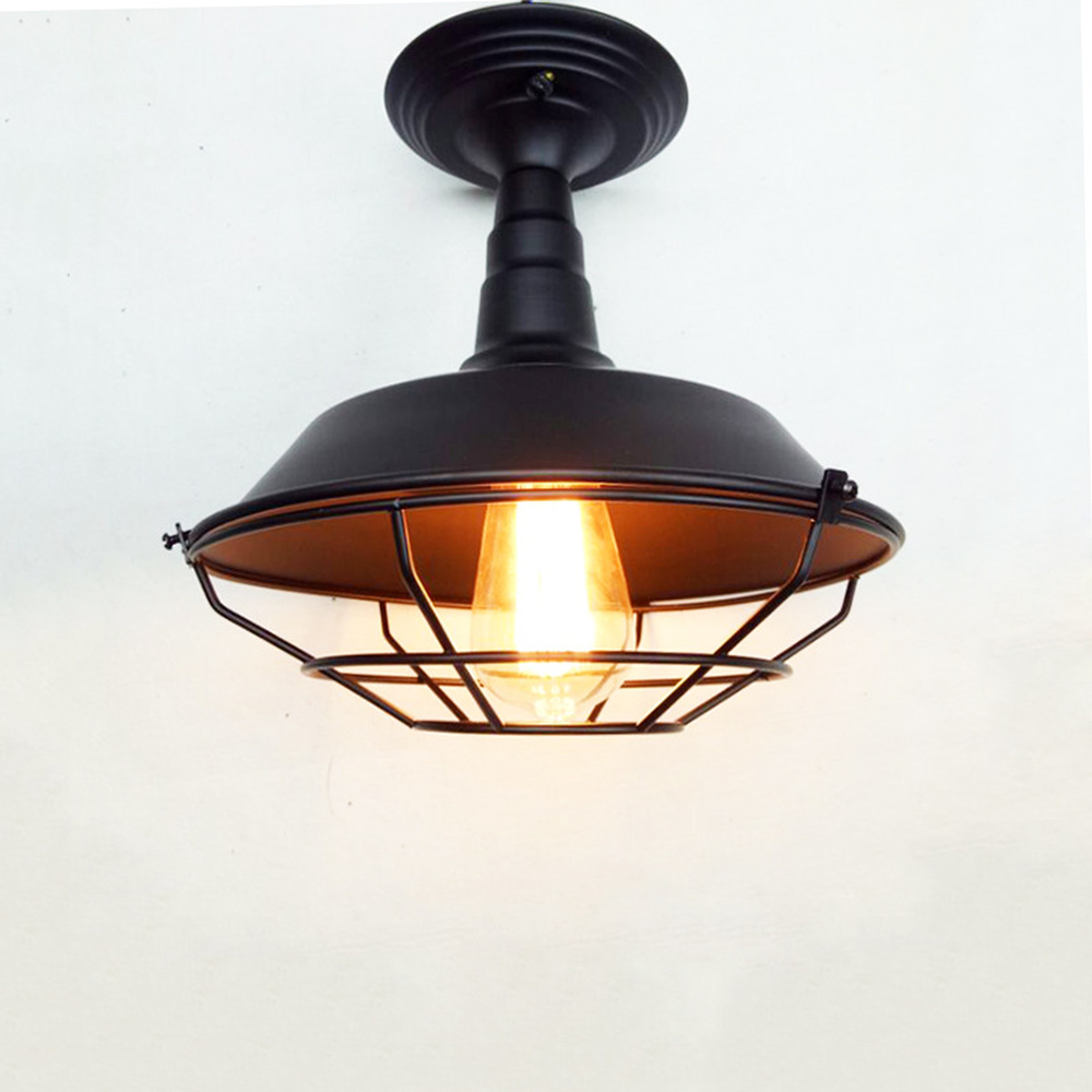Industrial retro wrought iron lamps cafe bar restaurant dining room clubhouse warehouse single head ceiling lamp lw515256pyIndustrial retro wrought iron lamps cafe bar restaurant dining room clubhouse warehouse single head ceiling lamp lw515256py