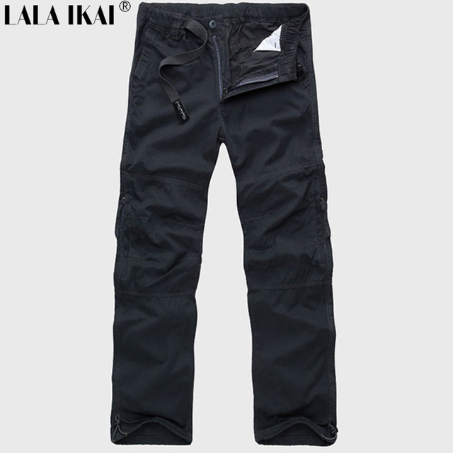 Aliexpress.com : Buy Cargo Pants Men Pants Cotton Breathable Brand ...