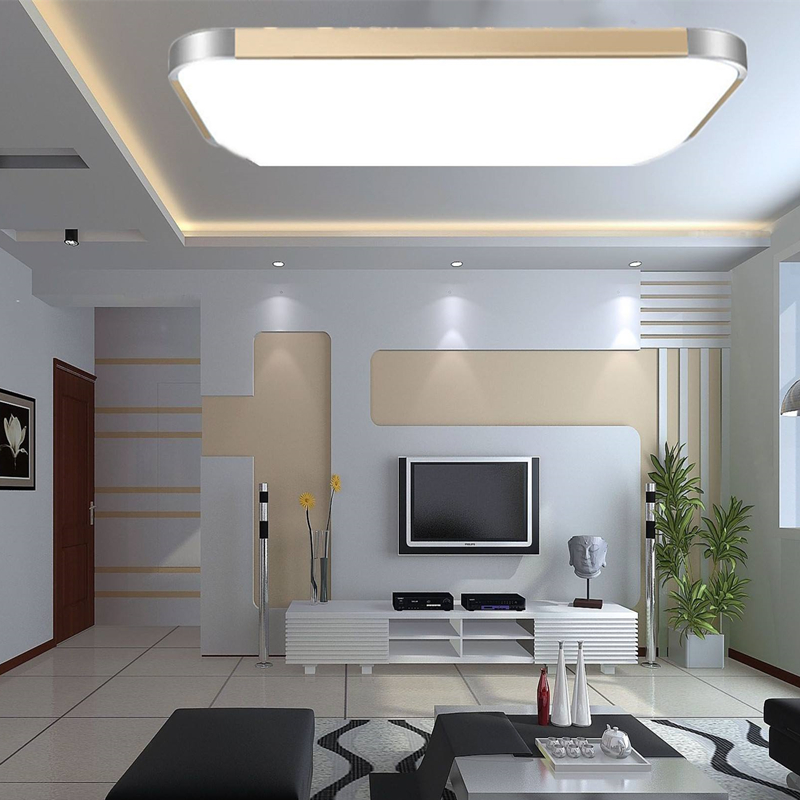 Livingroom For Remote Dimmable 16