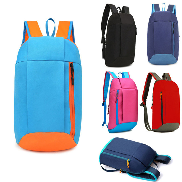 2019 Unisex Sports Backpack Hiking Rucksack Men Women School bags for Teenage Girls Simple Versatile College Campus Backpack