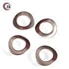 100pcs m1.6 m2 m3 m4 m5 m6 m8 m10 DIN137A Stainless Steel 304 Silver Wave Spring Washer Gasket Ring m1.6 m2 m3 m4 m5 m6 m8 m10