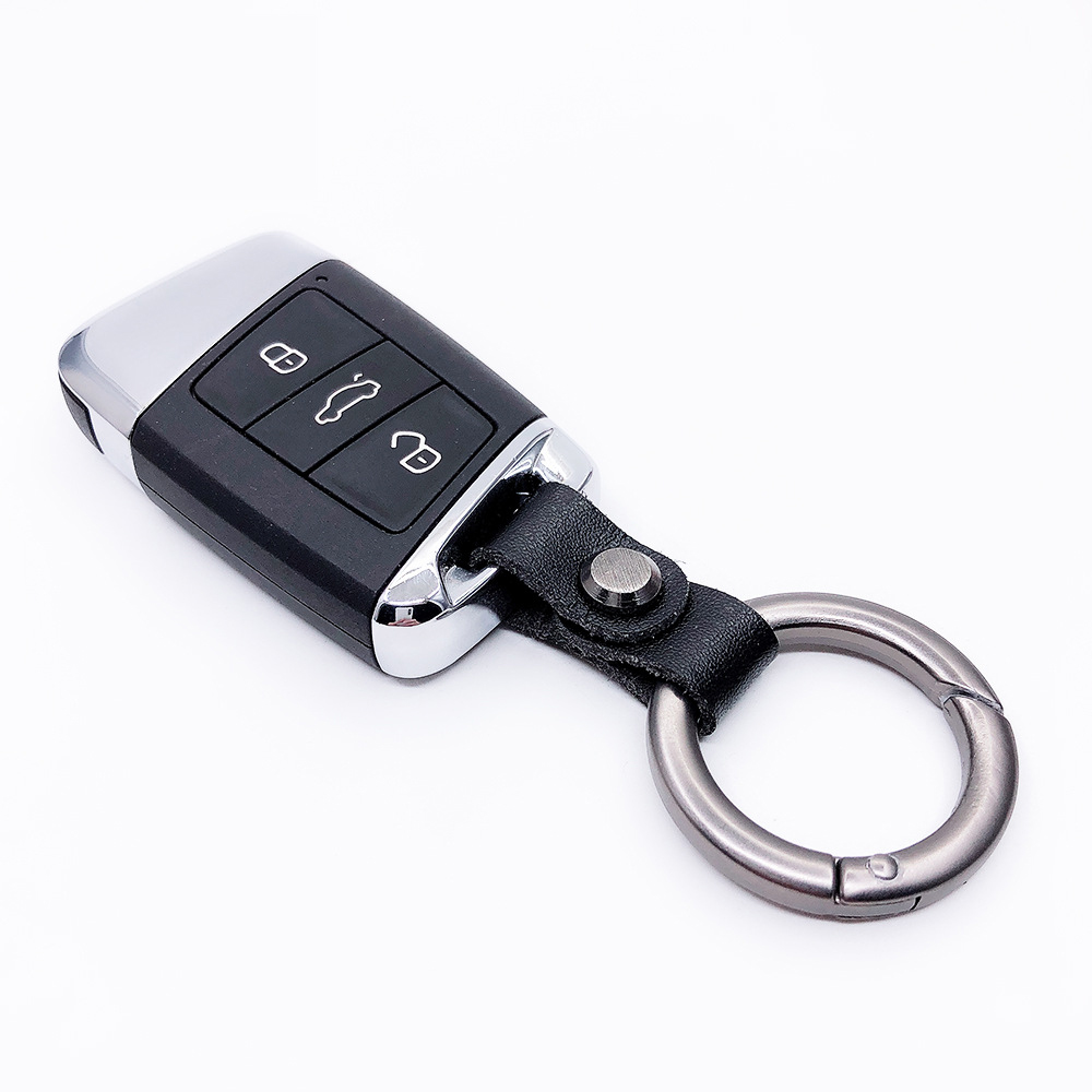 Smart Car Key Wallet DIY Car Keychain Holder Business Fashion EDC Pocket Key Holder Keys Organizer High Quality Gift