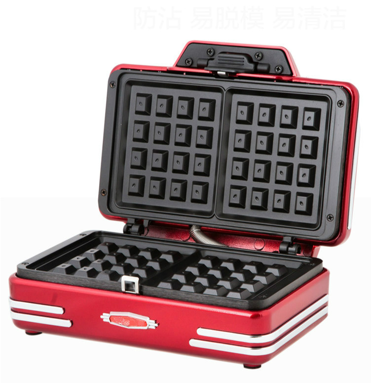 Free shipping Parts Household electrical machine muffin cake baking pan waffle Waffle Makers NEW недорого