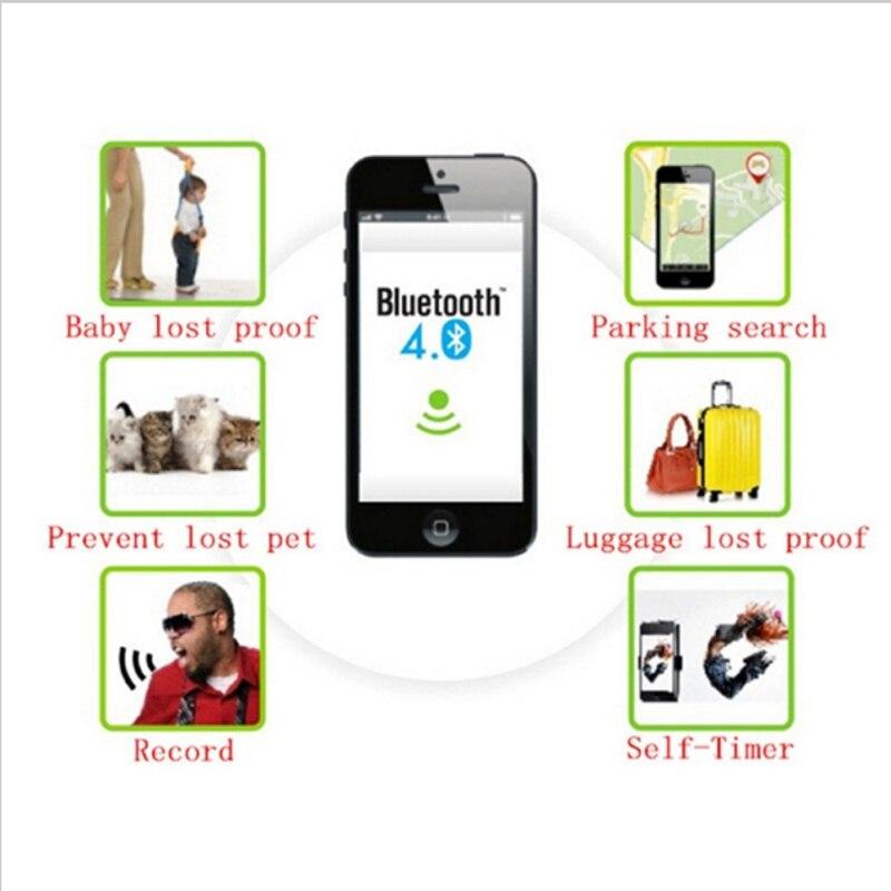 Smart Bluetooth Wireless 4.0 Key Anti Lost Finder iTag Tracker Alarm GPS Locator