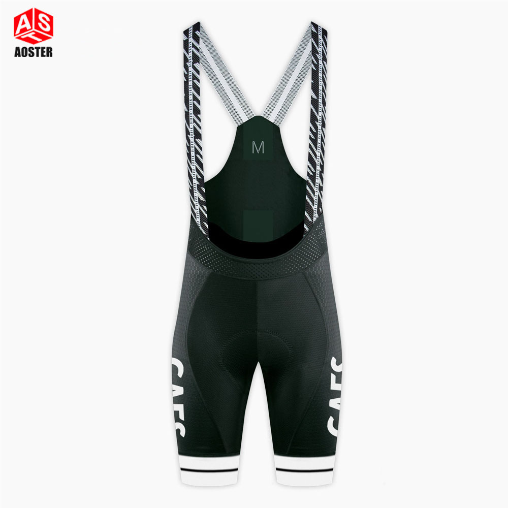 AOSTER Cycling Bib Shorts Ropa Ciclismo Moisture Wicking Shock high quality Stitching Italy rubber band Proof Cushion 9D Pad