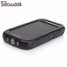 Tollcuudda Портативный легкий LHSJ03 12000 мАч externl Baterías portátiles смартфонов Солнечный Батарея Зарядное устройство подходит для iphone