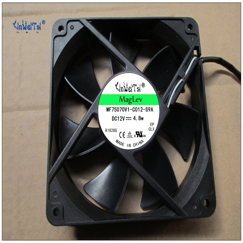 Free Shipping for Wholesale XINRUILIAN RUILIAN SCIENCE RDL1225S 12V 0.18A 12025 12CM fan server inveter pc case cooling fan цены