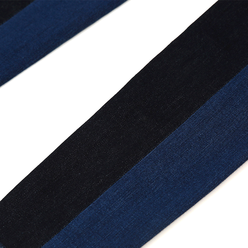 Femelle Nouveau De Bleu Pantalon Simple Jean Mode Annakro Maigre Automne 2018 Brut Z6Of4U4