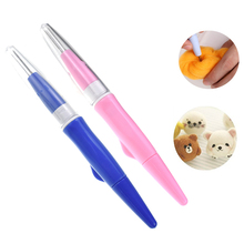 3 Size Magic Embroidery Stitching Punch Needle Wool Felting DIY Patchwork Felt Replace Needles Stitch Tool