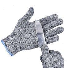 Food Grade Kitchen Resistant Gloves for Cutting and Slicing Level 5 Protection Gloves for Mandoline Slicer & Chef Knife