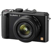 USED,Panasonic LUMIX DMC-LX7K 10.1 MP Digital Camera with 3.