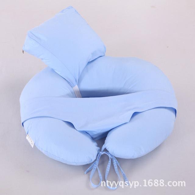Novo projeto do bebê travesseiro Bebê Moldar Travesseiro para finalizar Corrigir o cabeça chata Evitar uma cambalhota travesseiro Amarelo dos desenhos animados da galinha