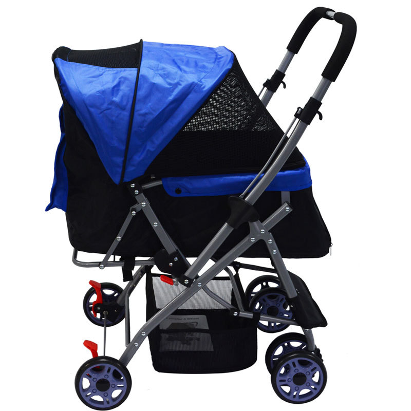 Dog Strollers on Sale for 2 Days! A pet stroller allows you to take your dog out with you wherever you go. Feel comfortable knowing that your pet is secure and cozy in a dog stroller. We off free shipping on all of our dog strollers. Our dog strollers are designed to make traveling safe & easy.