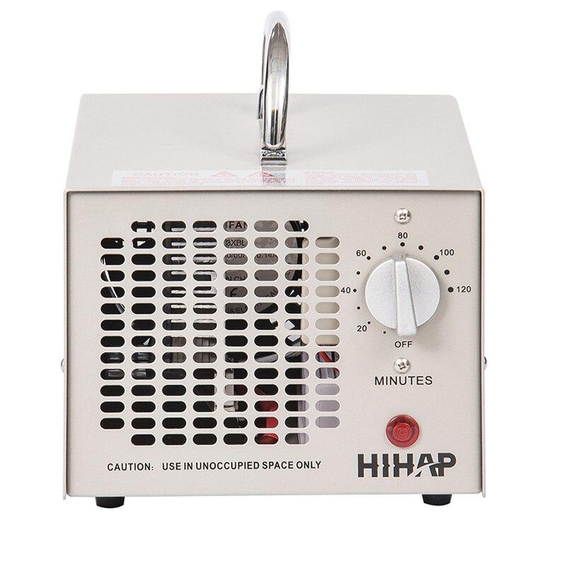 HE-150 Portable générateur d'ozone purificateur d'air purificateur d'air oxygène Portable ioniseur 3.5 g/h production d'ozone 220 v 1 pc