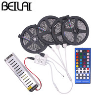 BEILAI SMD 5050 RGBW RGBWW RGB LED Strip Waterproof 5M 10M 15M 20M DC 12V LED