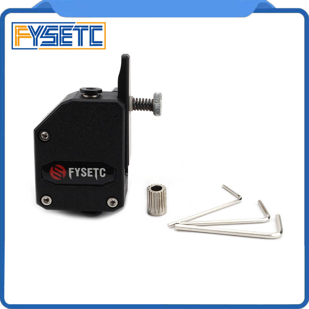High Performance BMG Extruder Cloned Btech Bowden Extruder Dual Drive Extruder For Wanhao D9 Creality CR10 Ender 3 Anet E10