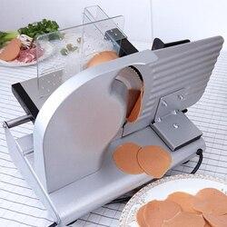 Electric Food Slicer Commercial Household Electric Sheep Cut Meat Slicer Bread Ham Slicer MS-305C