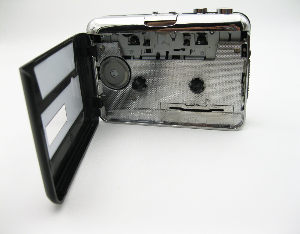 pemutar kaset Kaset ke MP3 Converter untuk pengambilan kartu TF SD - Audio dan video rumah - Foto 6