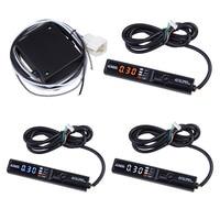 Universal Black Car Auto Turbo Timer For NA Black Pen Turbo Control JDM LED Digital Display