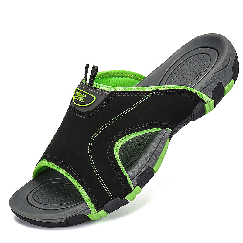 Beach Sandals Men Outdoor Slippers Summer Shoes Men Upstream Water Shoes Breathable Flip Flops Antiskid Clogs Sandalias Hombre
