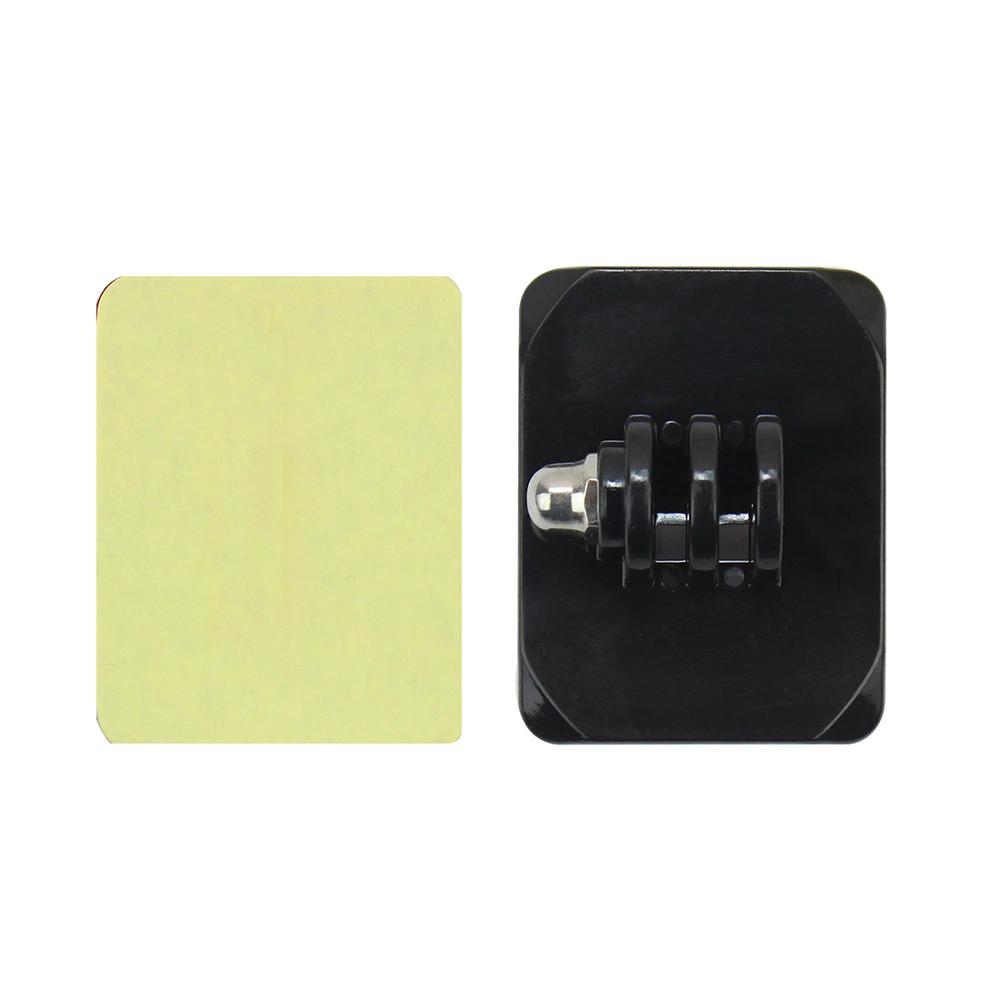 Flat Adhesive Sticky Mount Super Sticker For GoPro Hero 6 5 4 3 3 SJ4000 SJ5000 SJCAM Camera accessories in Sports Camcorder Cases from Consumer Electronics