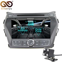 Sinairyu Android 8 0 Octa Core 8 Car DVD Player For Hyundai IX45 Santa Fe XL