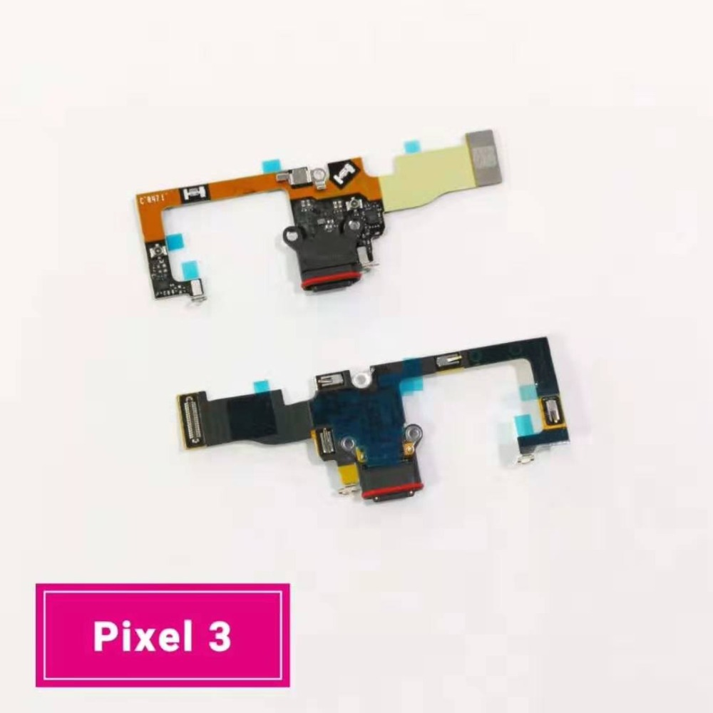 Frugal Mixueweiqi 5 Pcs Original Usb Charging Port Dock Flex Cable For Google Pixel 3 Usb Charger Plug Replacement Parts Suitable For Men And Children Women