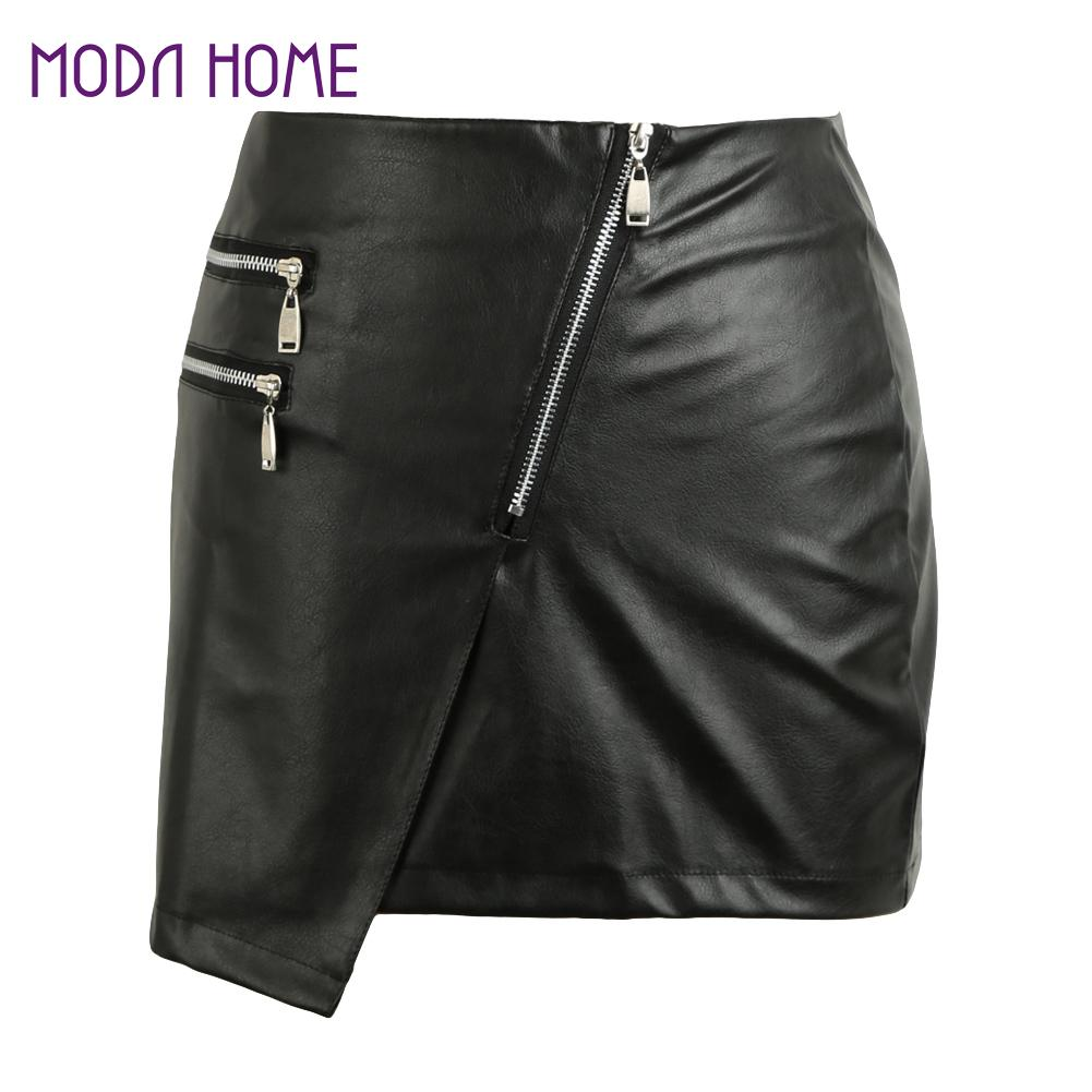 Popular Zipper Front Skirt-Buy Cheap Zipper Front Skirt lots from ...
