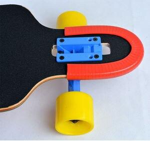 Image 5 - 1 paar skateboard bescherming rails voor longboard en dubbele rocker met goede kwaliteit en functie