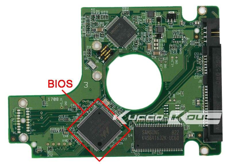 Hard Drive Controller Printed Circuit Board 2060 701499