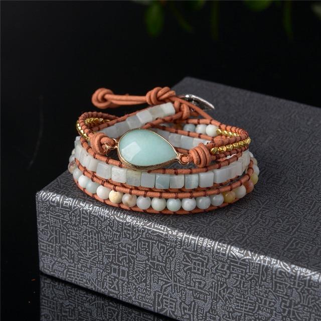 7 Kinds Bracelet Natural...