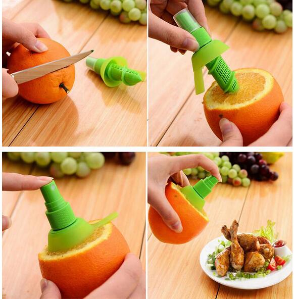 Cool kitchen appliances Fruit Juice Citrus Spray