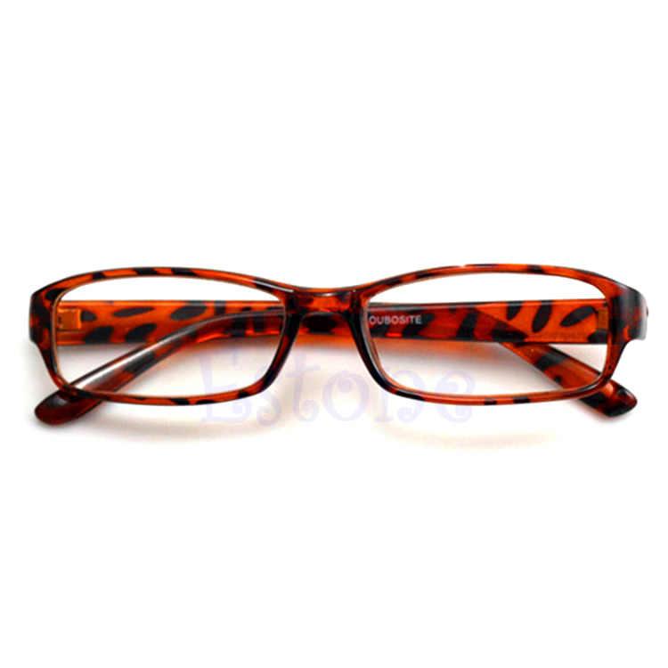 แว่นตาอ่านหนังสือ Comfy สายตายาวสายตายาวสีดำสีน้ำตาลใหม่ 1.0 1.5 2.0 2.5 3.0 Diopter