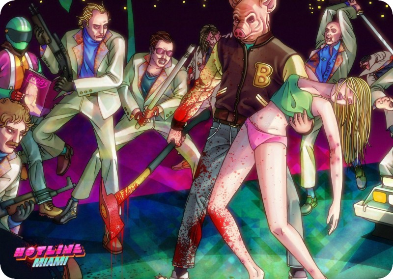 Hotline Miami mouse pad big gaming mousepad High quality gamer mouse mat pad game computer desk padmouse keyboard play mats