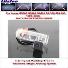 Автомобильная реверсивная задняя камера для lexus gs300 gs400