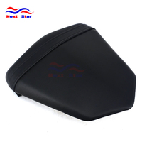 Motorcycle Cushion Cowl Seat Leather Passenger Rear Seat Pillon Cover For YAMAHA YZF R6 YZF-R6 2006-2007 2006 2007 Street Bike