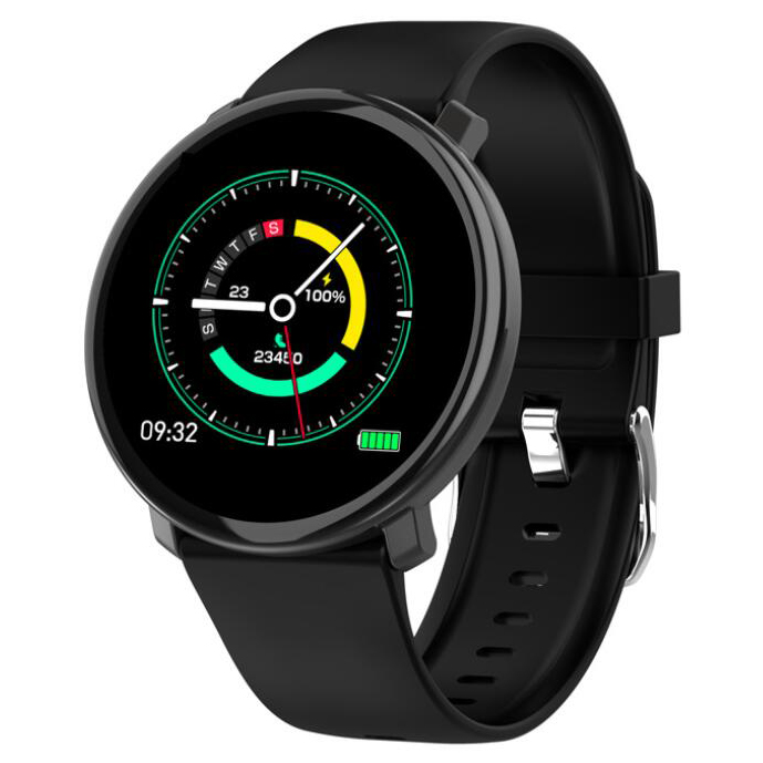 Full touch M31 smart watch 1.3 inch color screen health heart rate blood pressure monitoring I sports smart bracelet P68 gift
