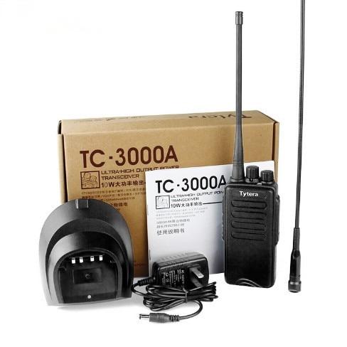 100% Original TYT TC 3000A 12w two way radio  Walkie Talkie CB Intercom  High Power  Transceiver Woki Toki
