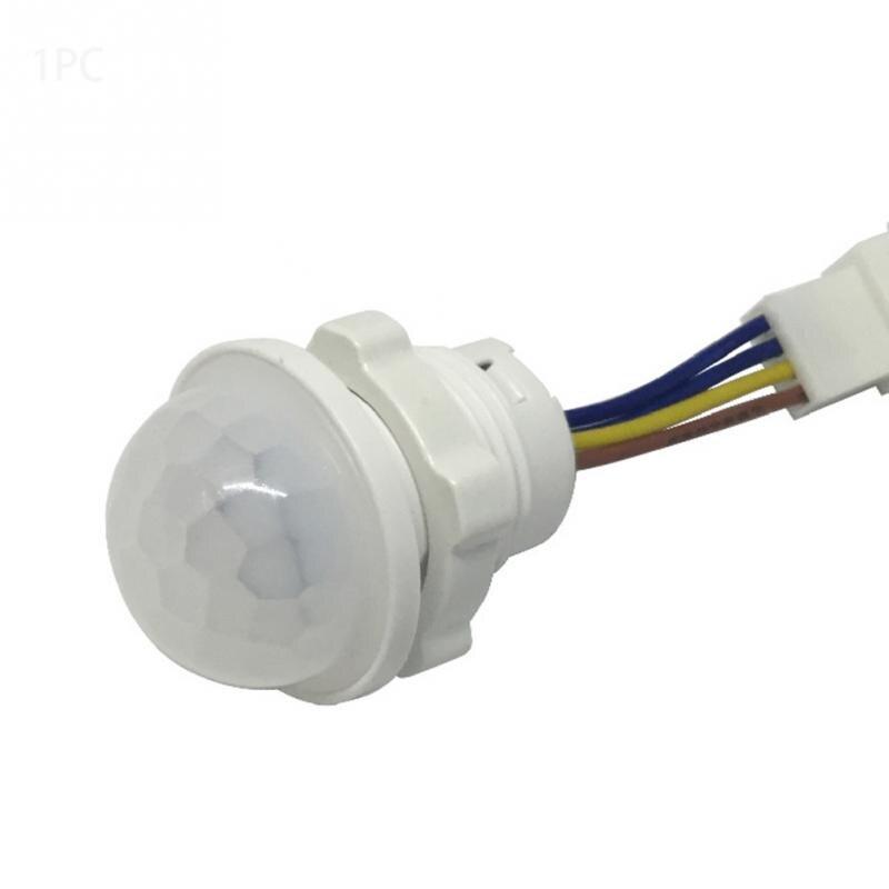 Image 5 - Home Lighting Energy Saving Time Delay Switch Motion Sensor Sensitive Led Detector PIR-in LED Night Lights from Lights & Lighting