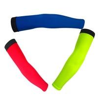 3 Paia Sport Manica Del Braccio Ciclismo Maniche Stretch Wristband In Esecuzione Fitness Ciclismo Golf Pesca Braccio maniche Solare Protettiva Arms