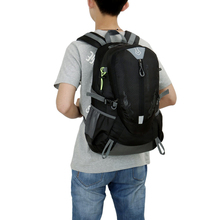 Nylon Waterproof Sports Bag Backpack for Men Travel Mountaineering Hiking Climbing Camping Backpacks Rucksack