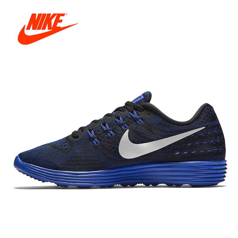 Original New Arrival Authentic Nike LUNAR TEMPO 2 Men's Light Running Shoes Sneakers