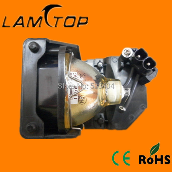 LAMTOP  compatible projector lamp with housing   DT00701  for  CP-RS55/CP-RS55W lamtop compatible projector lamp bulb dt00731 for cp s245 cp s255 cp x240