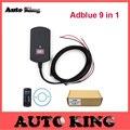 Adblue 8 em 1 8em1 atualização para Adblue 9 em 1 NÃO PRECISA de NENHUM SOFTWARE 9em1 Universal Caixa De Emulação AdBlue para multi-marcas caminhões